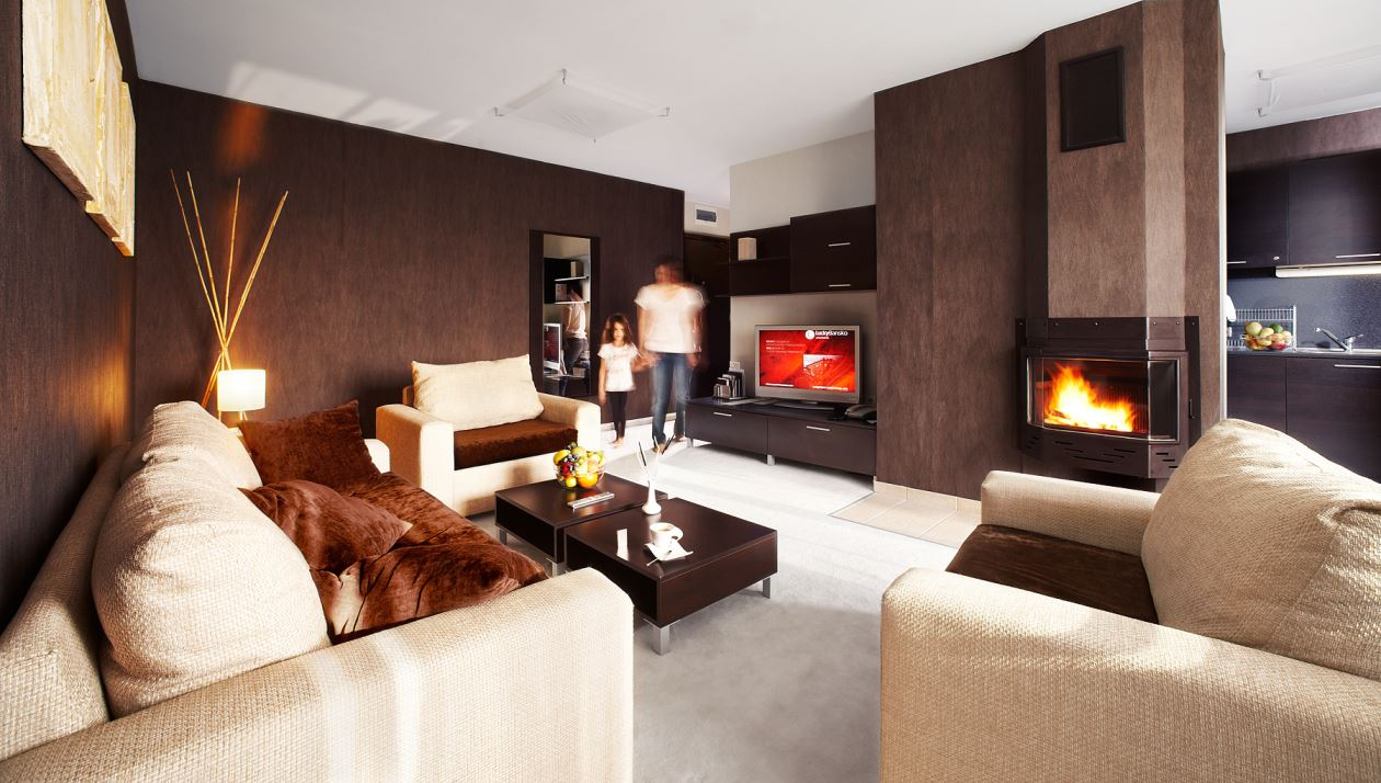Camera de zi de apartament | Lucky Bansko SPA & Relax