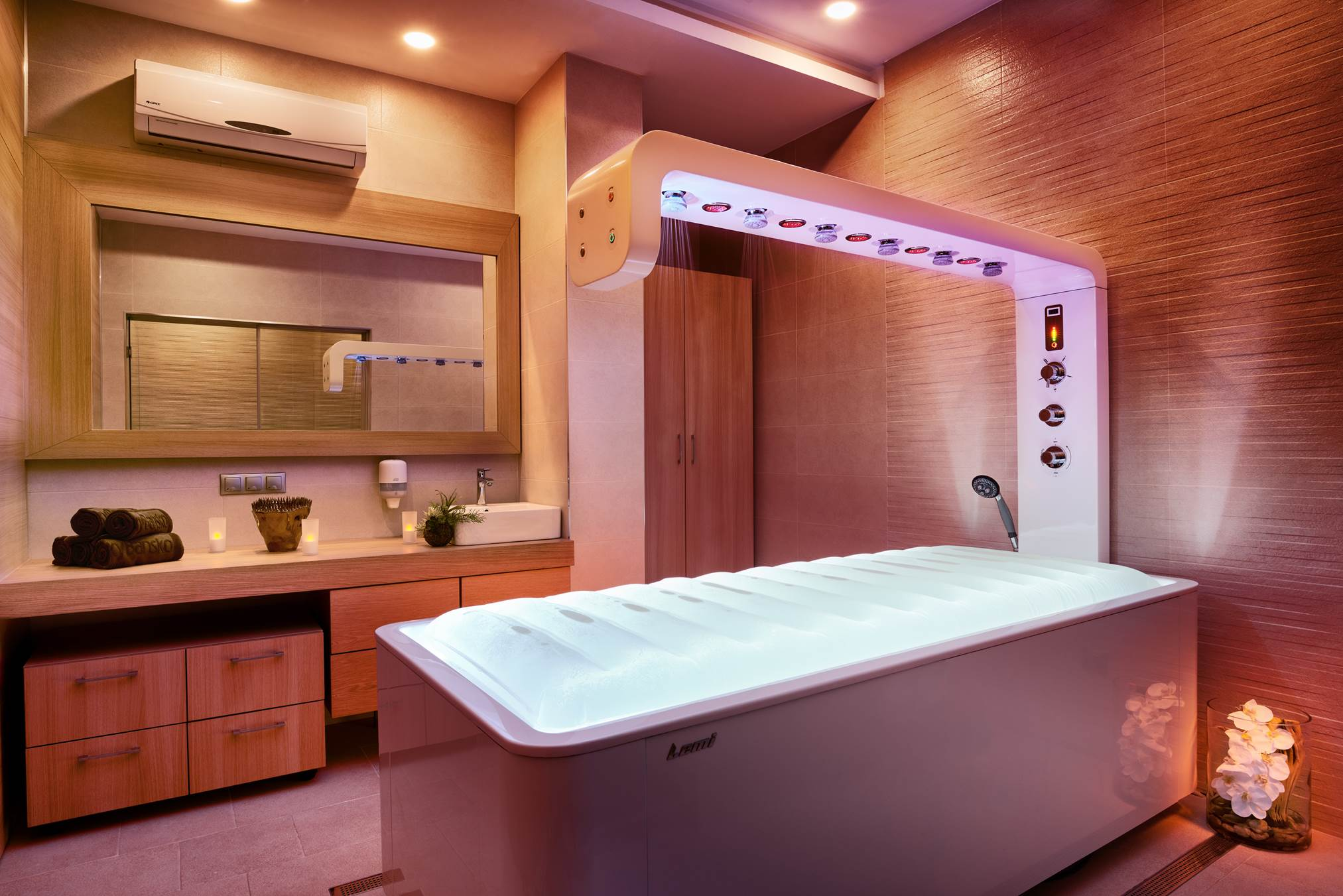 Waterbed Aemotio (6 în 1) | Lucky Bansko SPA & Relax