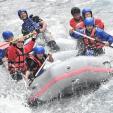 Rafting de-a lungul râului Struma