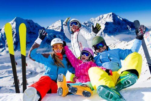 Familie de iarna vacanta de schi | Lucky Bansko SPA & Relax