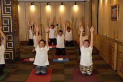 Cursul de yoga - Început