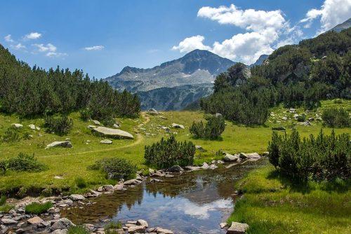 Râul montan | Lucky Bansko