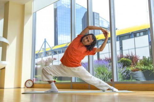 Curs de yoga cu Prakash 2 | Lucky Bansko