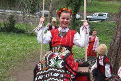 Copii în costume în Bansko   Lucky Bansko