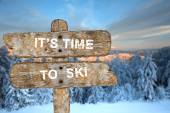 Transferuri gratuite până la pârtiile de schi