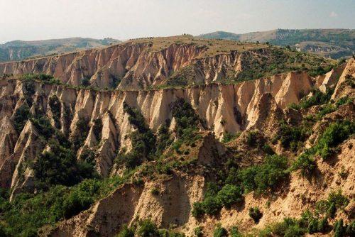 Piramidele de piatră în Melnik | Lucky Bansko