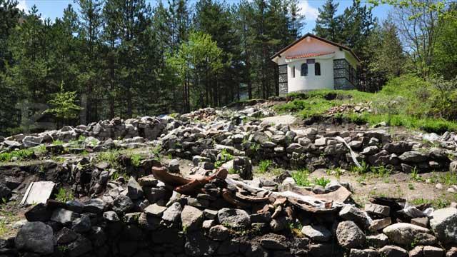 Legenda lui Sitan Kale lângă Bansko | Lucky Bansko