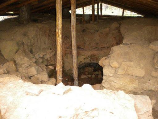 Cuptor vechi în satul Dobarsko