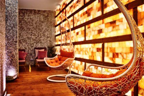 Cameră de relaxare la spa | Lucky Bansko