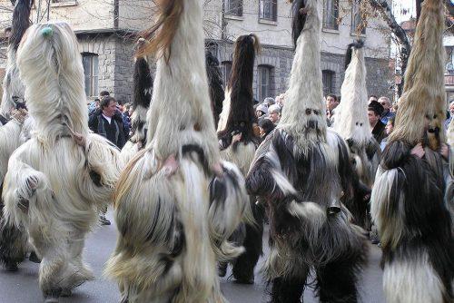 Kukeri Carnavalul din Bansko | Lucky Bansko SPA & Relax