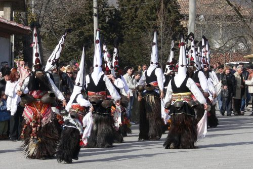 Kukeri personalizat în Bansko | Lucky Bansko SPA & Relax