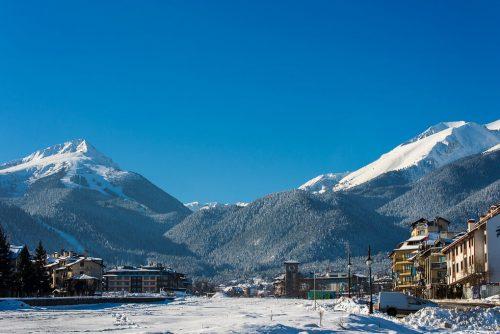 Vedere la munte | Lucky Bansko
