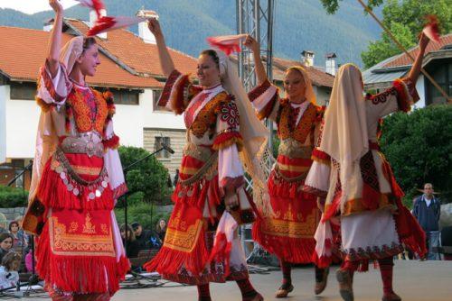 Festivalul de folclor din Bansko | Lucky Bansko