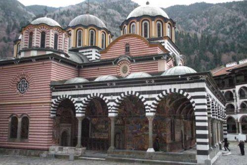 Manastirea Rila   Lucky Bansko