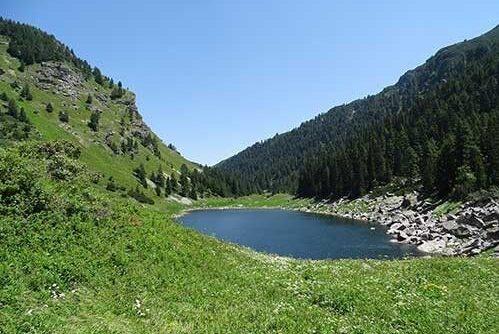 Lacul uscat din Rila   Lucky Bansko