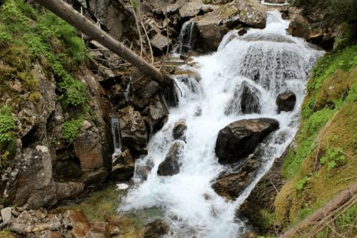 Fotografia unei cascade | Lucky Bansko