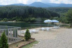 Barajul Krinets lângă Bansko