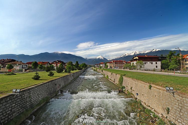 Râurile din Munții Pirin