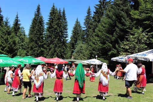 Tradiții în pădurile Pirin