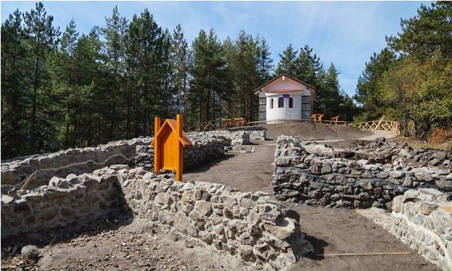 Arheologia din Bansko