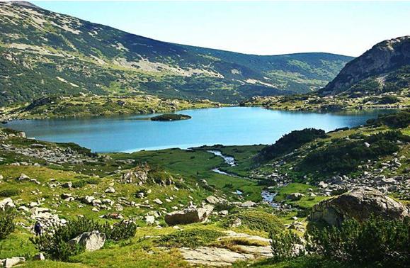 Lacul Popovo din Pirin