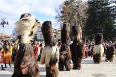 Carnavalul tradițional Kuker din Bansko