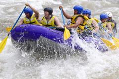 Rafting în Bansko - pentru cunoscătorii de senzații extreme