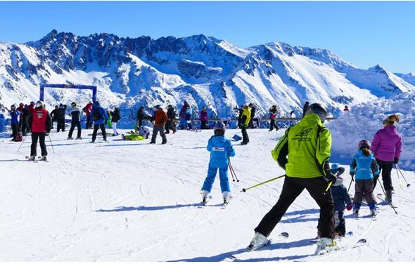 Sezonul schiului 2020