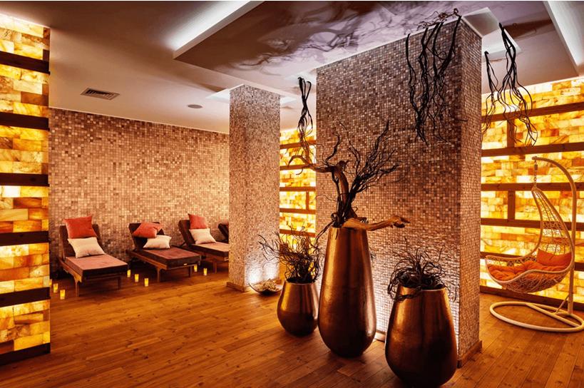 Beneficiile procedurilor SPA din centrul hotelului Lucky Bansko
