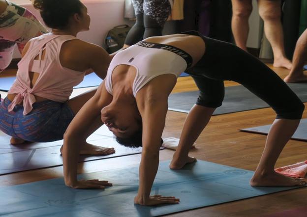 Pregătire yoga în Bansko