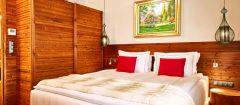 Dormitor din apartamentul prezidențial   Lucky Bansko & Spa