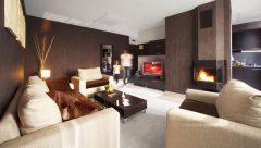 Lucky Bansko Aparthotel SPA & Relax | Apartament Executive cameră de zi