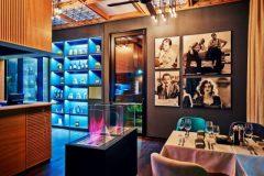 Vedere din restaurant Leonardo