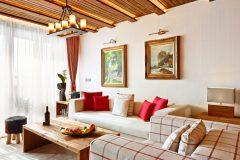 Lucky Bansko Aparthotel SPA & Relax   Apartament Prezidential cameră de zi