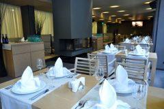 "Lucky Bansko Aparthotel SPA & Relax | Vedere din restaurantul ""Le Bistro"""