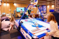 Sala de jocuri pentru copii