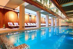 Aparthotel, piscina | Lucky Bansko SPA & Relax