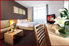 Aparthotel Lucky Bansko|Studio Lux din hotel
