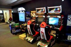 Sală pentru jocuri video