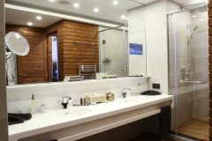 Lucky Bansko Aparthotel SPA & Relax | Apartament Prezidential Baie cu cadă