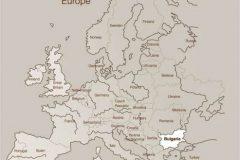 Lucky Bansko Aparthotel SPA & Relax | Harta Europei