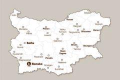 Lucky Bansko Aparthotel SPA & Relax | Harta Bulgaria