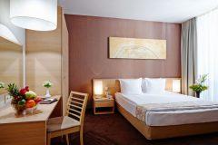 Lucky Bansko Aparthotel SPA & Relax | fotografie dormitor Deluxe