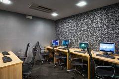Sala de calculatoare gratuită