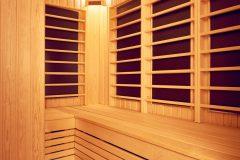 Cabina de sauna | Aparthotel Lucky Bansko SPA & Relax