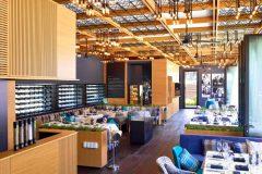 Intrare frumoasă la Leonardo restaurant | Lucky Bansko