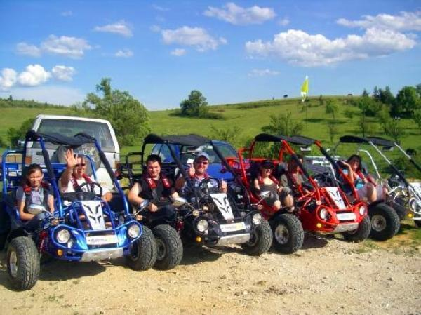 Off-road buggy în Bansko | Lucky Bansko SPA & Relax