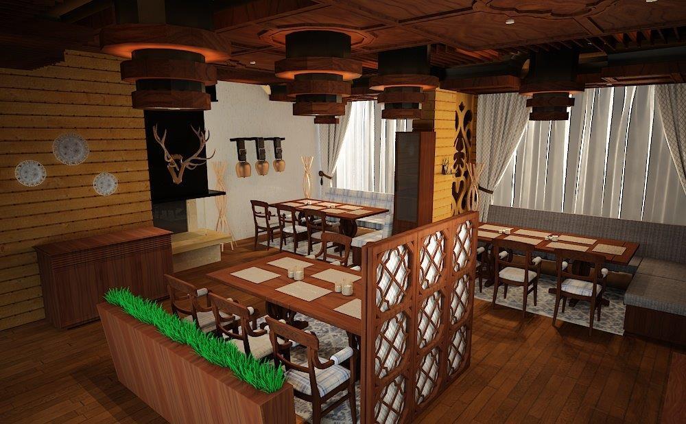 Fondue Restaurant, Interior (1)   Lucky Bansko SPA & Relax