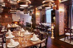 Restaurantul hotelului Fondue interior | Lucky Bansko