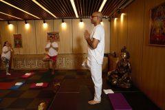 Cursul de yoga - se încheie